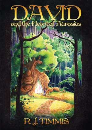 David and the Heart of Aurasius cover