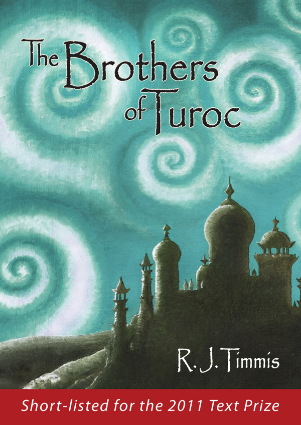 The Brothers of Turoc Cover
