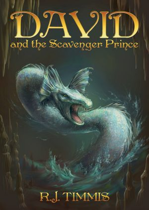 David and the Scavenger Prince book cover