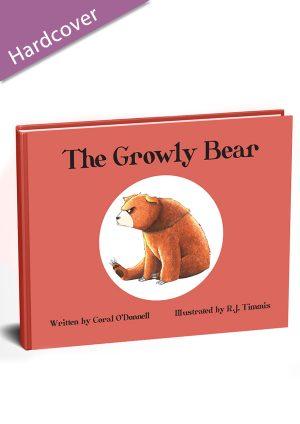 The Growly Bear book cover