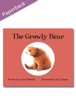 The Growly Bear book cover